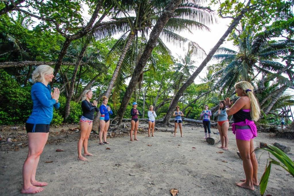 women's quest-retreat